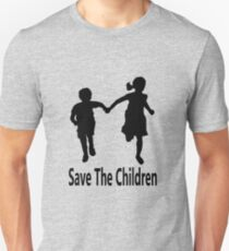 Where are the children Unisex T-Shirt