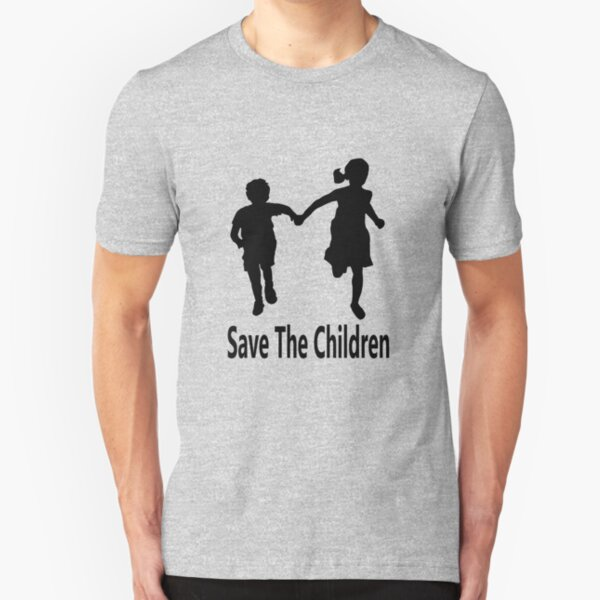 Where are the children Slim Fit T-Shirt