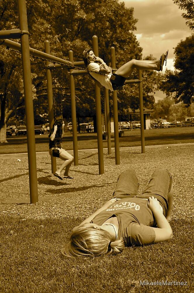 Swings by MikaelaMartinez