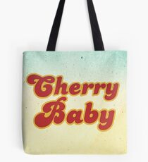 CHERRY BABY Tote Bag