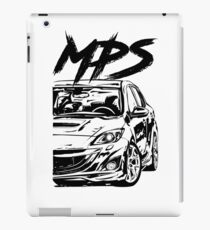 3 MPS BL & quot; Dirty Style & quot; iPad Case/Skin
