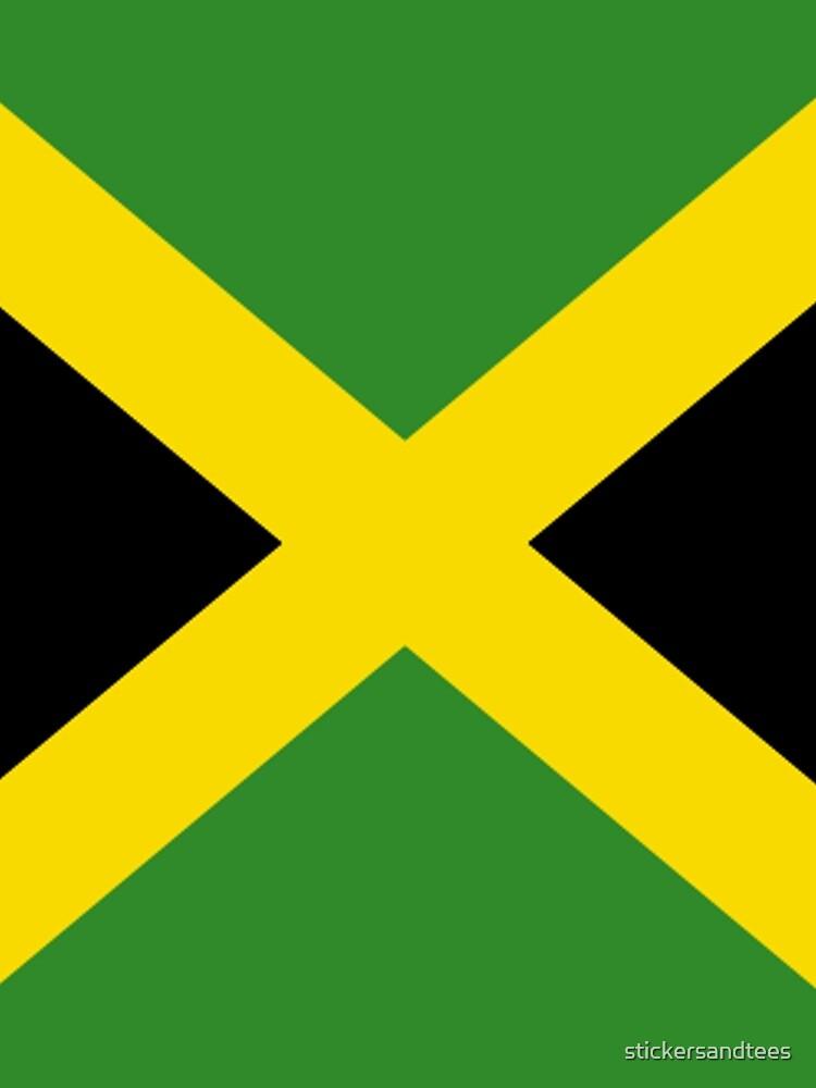 Jamaica Flag Mini Skirt Dress by stickersandtees