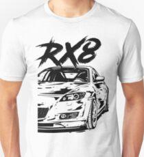 RX8 VFL & quot; Dirty Style & quot; Unisex T-Shirt