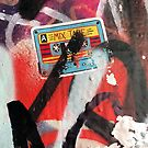 Southbank Skatepark Graffiti #2 by Tracey Hudd