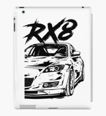 RX8 VFL & quot; Dirty Style & quot; iPad Case/Skin