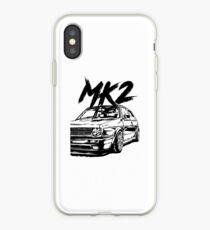 "Vinilo o funda para iPhone Golf MK2 MK2 ""Estilo sucio"""