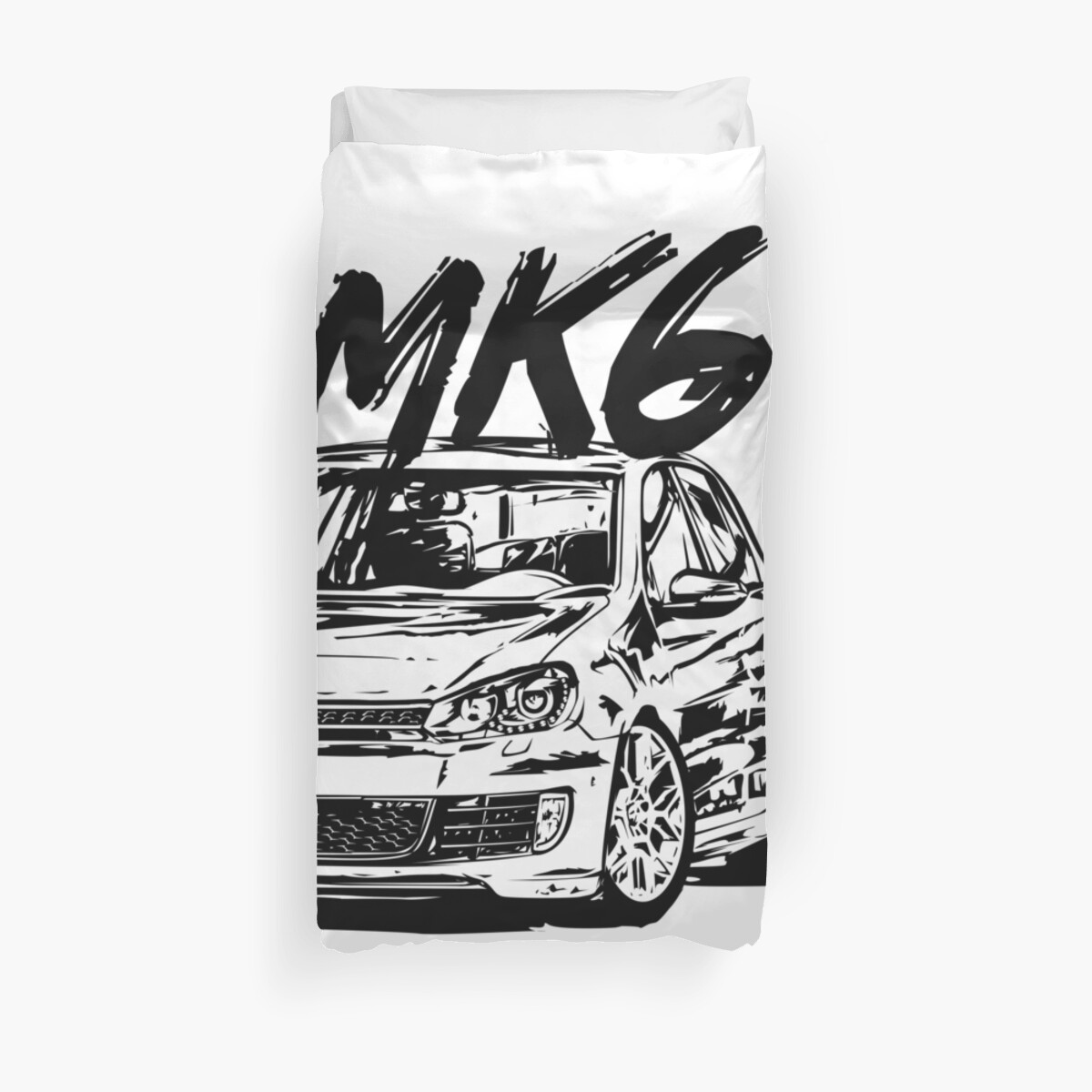 Golf 6 MK6 & quot; Dirty Style & quot; by glstkrrn