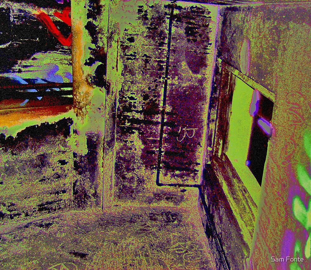 bunkerlove by Sam Fonte
