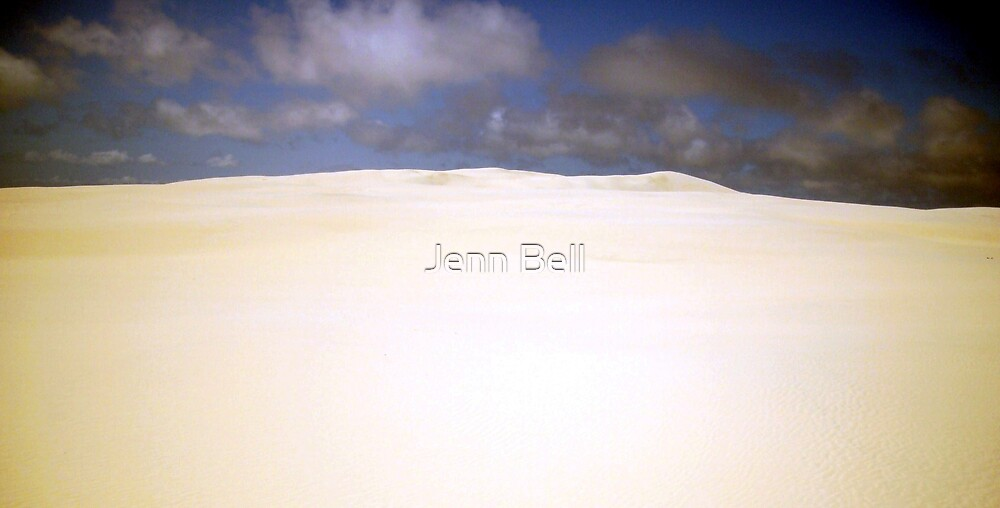 Beach or Desert? by Jenn Bell