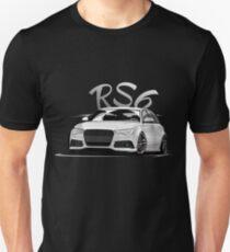 RS6 4G & quot; Low Style & quot; Unisex T-Shirt