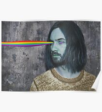 Kevin Rainbow Poster