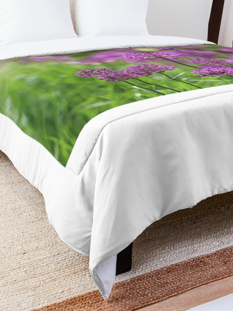 Alternate view of Alum Comforter