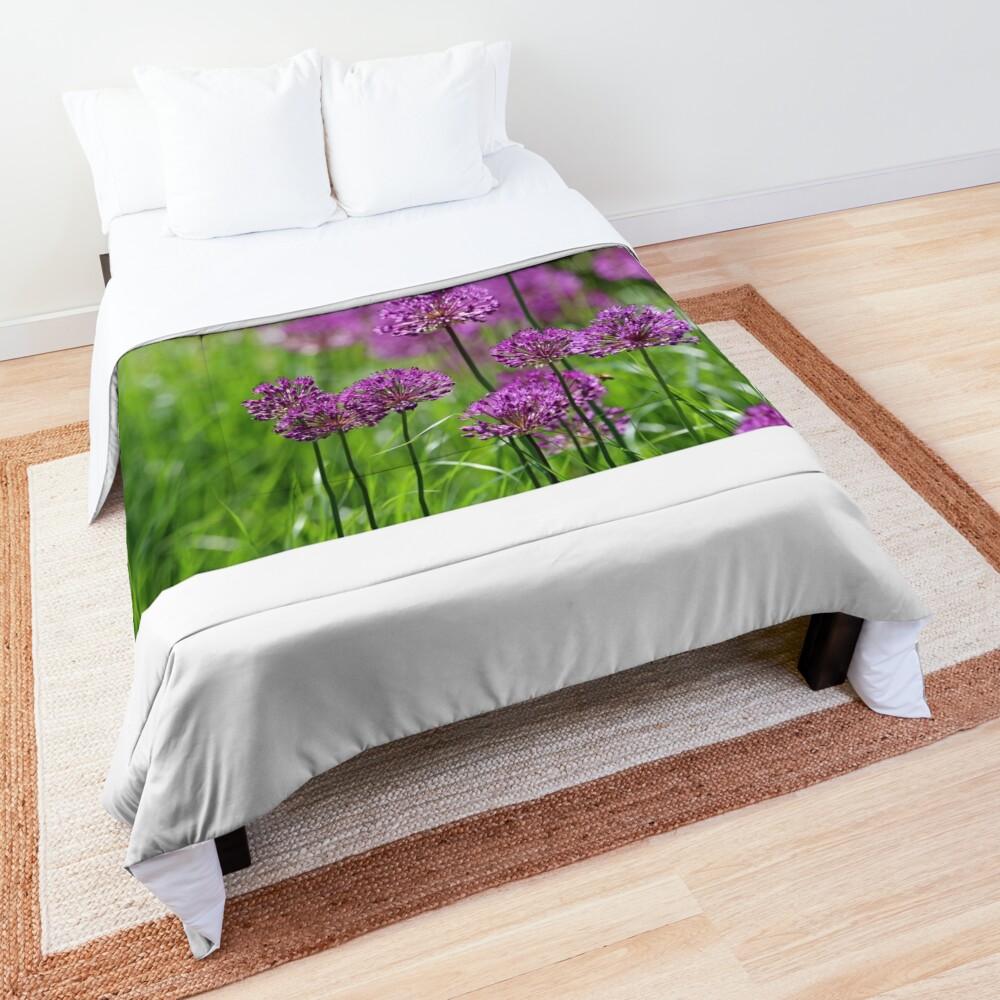 Alum Comforter