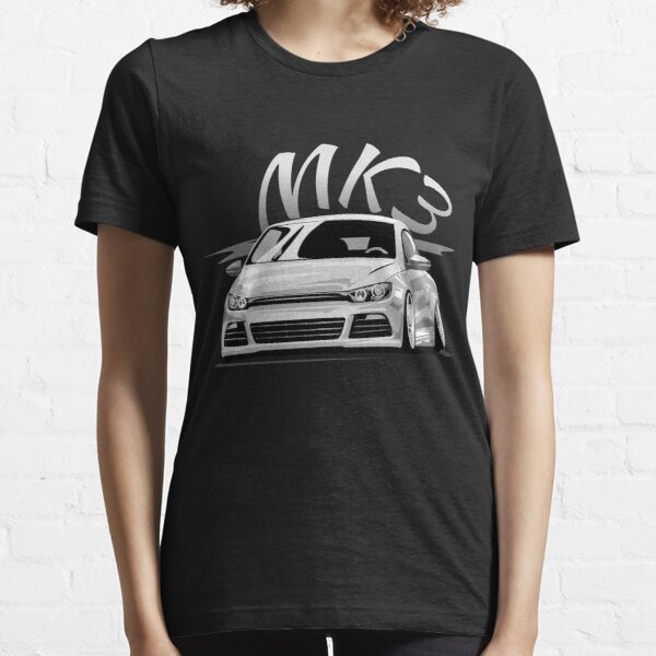 """Scirocco MK3 """"Low Style"""" Essential T-Shirt"""