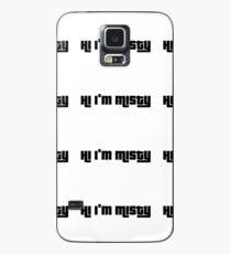 Hi I'm Misty. Case/Skin for Samsung Galaxy