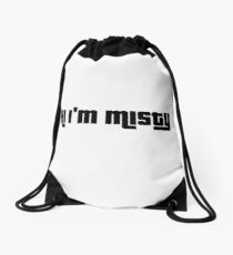 Hi I'm Misty. Drawstring Bag