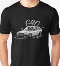 Polo G40 86c & quot; Low Style & quot; T-shirt unisexe