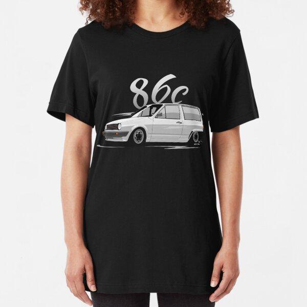 Polo 86c & quot; Low Style & quot; Slim Fit T-Shirt