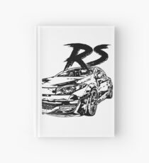 Megane RS VFL & quot; Dirty Style & quot; Hardcover Journal