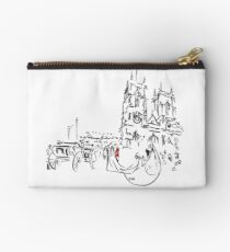 Royal Wedding - William and Kate at Westminster Abbey Studio Pouch