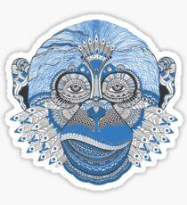 Affe Sticker