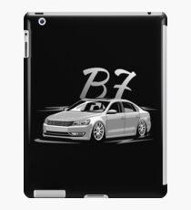Passat B7 sedan sedan & quot; Low Style & quot; iPad Case/Skin