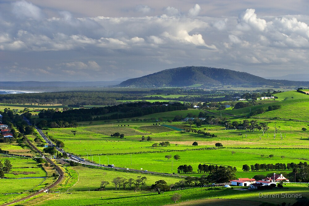 Gerringong Hinterland by Darren Stones