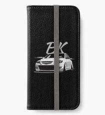 3 BK & quot; Low Style & quot; iPhone Wallet/Case/Skin