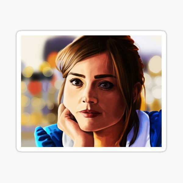 Some become songs - Clara Oswald Sticker