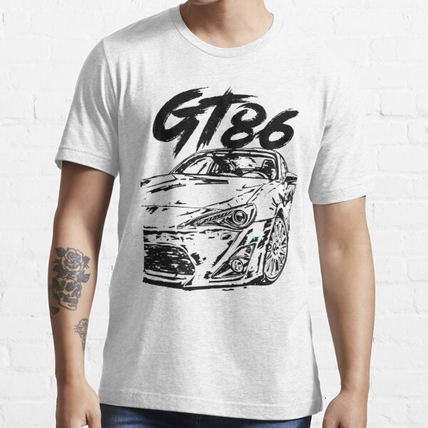 GT86 & quot; Dirty Style & quot; Essential T-Shirt
