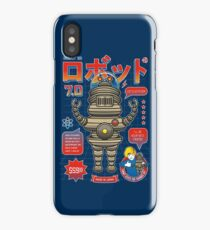 Robot 7.0 - Classic Edition iPhone Case