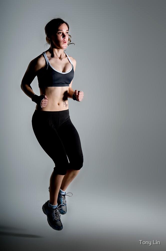 Fitness 3 by Tony Lin