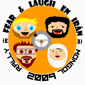 Fear & Laugh in Irán by FearAndLaugh