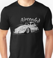 Beetle Beetle Bug Aircooled & quot; Low Style & quot; Unisex T-Shirt
