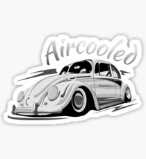 Pegatina Beetle Beetle Bug Aircooled & quot; Low Style & quot;
