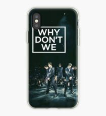 why dont we series iPhone Case