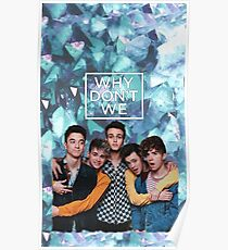 why dont we like new Poster