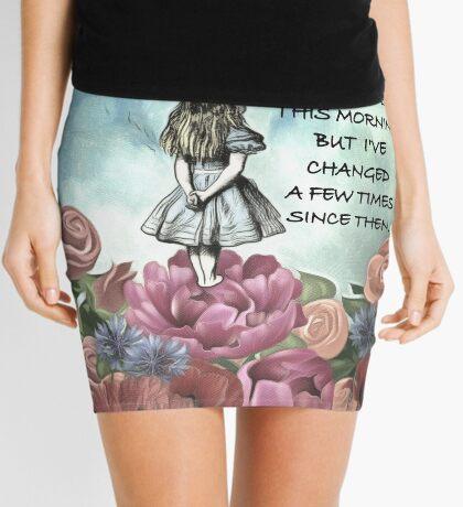 Wondering Alice - Cita de Alicia en el país de las maravillas Minifalda