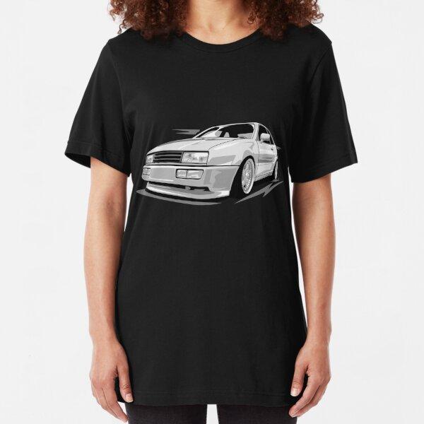 Corrado G60 VR6 & quot; Low Style & quot; Slim Fit T-Shirt