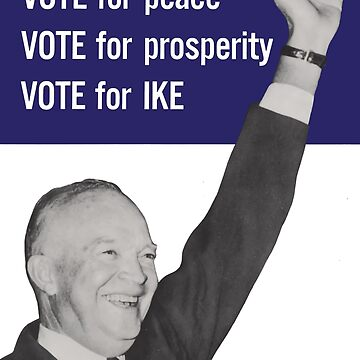 Vote For Ike! by NixonChrist
