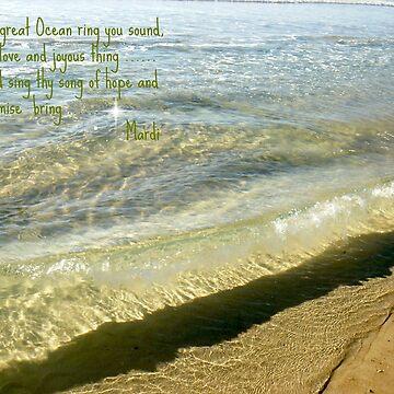 On the Beach. Gold Coast . Aust. by MardiGCalero
