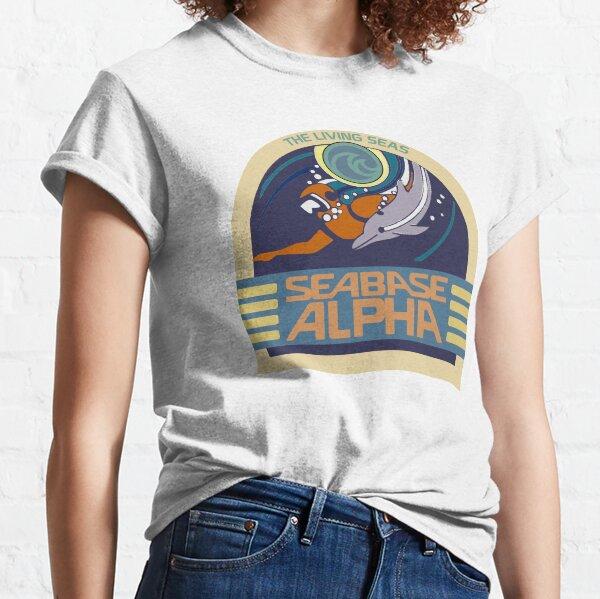 Seabase Alpha Classic T-Shirt
