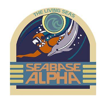 Seabase Alpha by Bt519