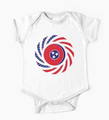 Tennessean Murican Patriot Flag Series Kids Clothes