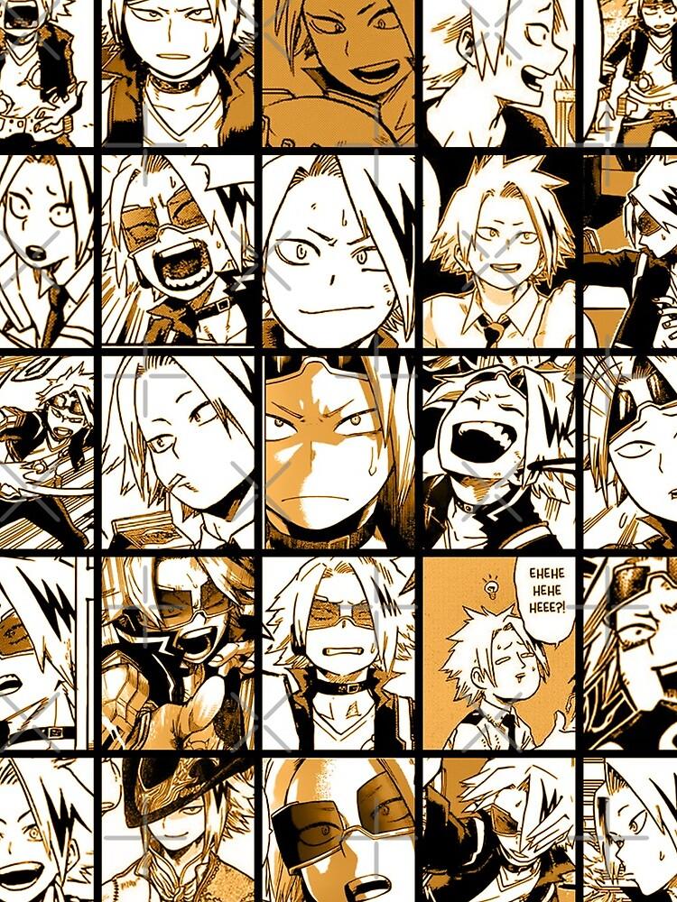BNHA Kaminari Denki Collage von Angellinx3