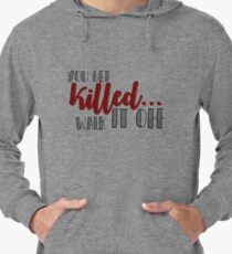 walk it off Lightweight Hoodie