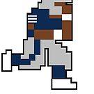 Tecmo Bowl Dallas by jackandcharlie