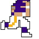Tecmo Bowl Minnesota by jackandcharlie