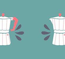 Coffee maker by travellingfox