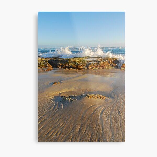 Hanson Bay beach Metal Print